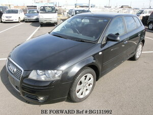 Used 2007 AUDI A3 BG131992 for Sale