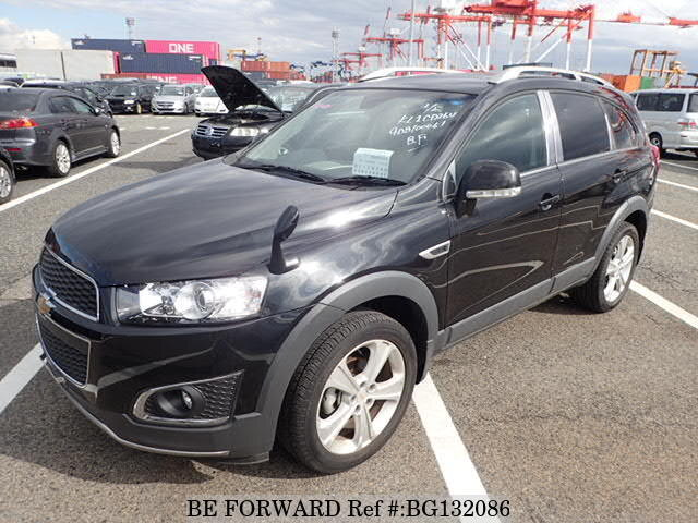 Used 2014 CHEVROLET CAPTIVA BG132086 for Sale