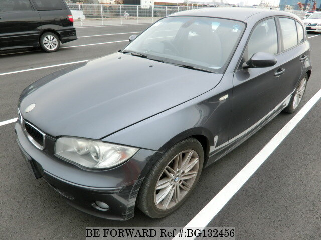 Used 2006 BMW 1 SERIES BG132456 for Sale