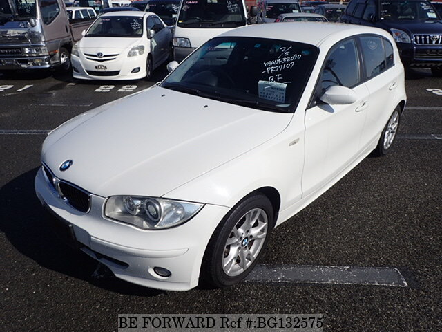 Used 2006 BMW 1 SERIES BG132575 for Sale