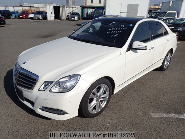 Used 2012 MERCEDES-BENZ E-CLASS BG132725 for Sale