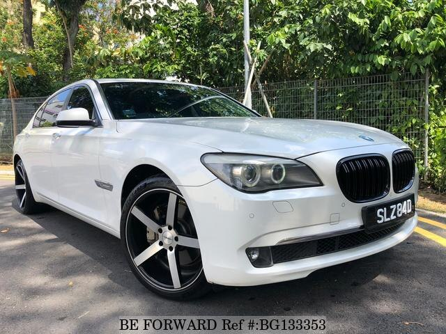 used 2012 bmw 7 series for sale bg133353 - be forward