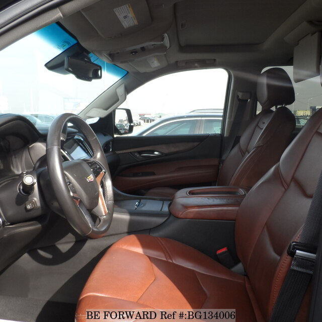 Used 2014 CADILLAC ESCALADE For Sale BG134006