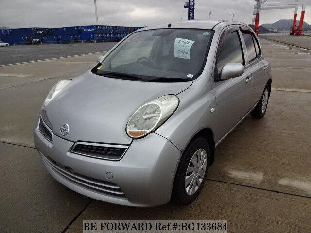 Used 2009 NISSAN MARCH BG133684 for Sale