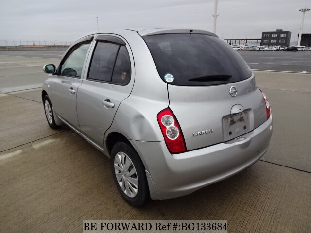 2009 Nissan March specs, Engine size 1.4, Fuel type