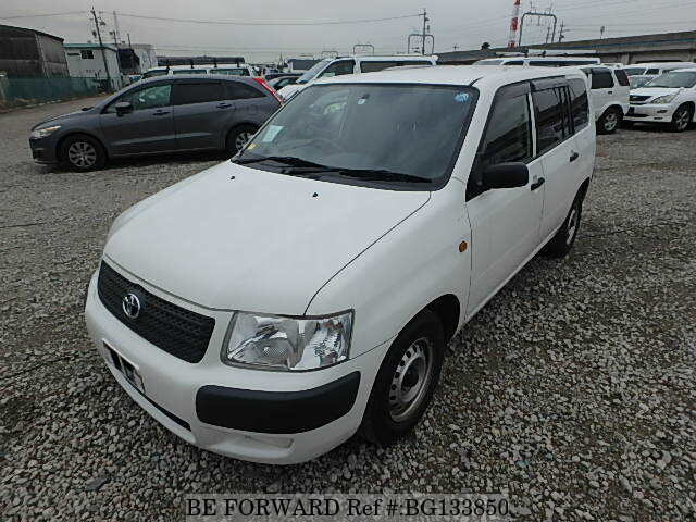 Used 2012 TOYOTA SUCCEED VAN BG133850 for Sale