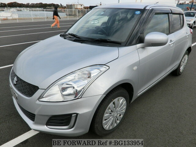 Used 2014 SUZUKI SWIFT BG133954 for Sale