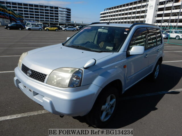 Used 2002 NISSAN X-TRAIL BG134234 for Sale