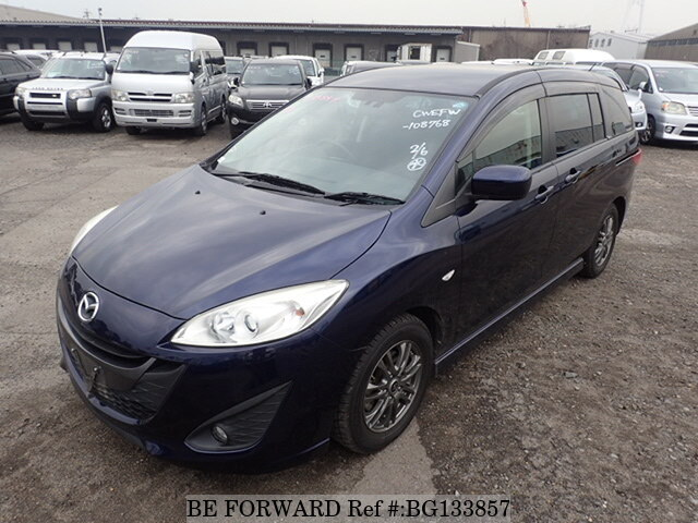 Used 2010 MAZDA PREMACY BG133857 for Sale