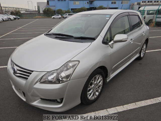 Used 2007 TOYOTA BLADE BG133922 for Sale