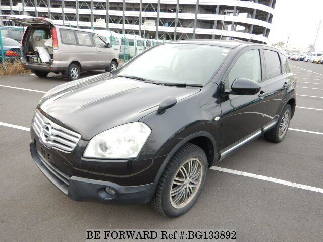 Used 2010 NISSAN DUALIS BG133892 for Sale