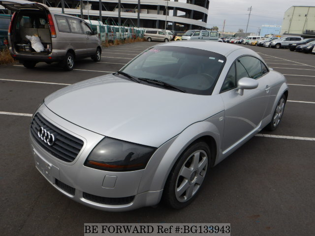 Used 1999 AUDI TT BG133943 for Sale