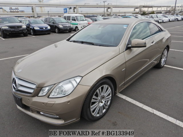 Used 2011 MERCEDES-BENZ E-CLASS BG133949 for Sale