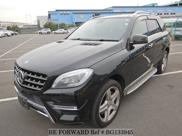 Used 2013 MERCEDES-BENZ M-CLASS BG133945 for Sale