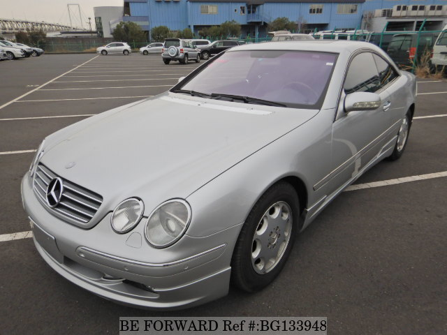 Used 2001 MERCEDES-BENZ CL-CLASS BG133948 for Sale