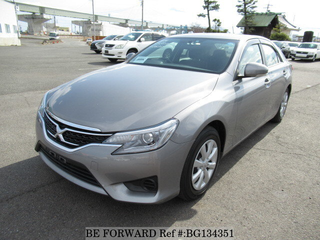 Used 2016 TOYOTA MARK X BG134351 for Sale