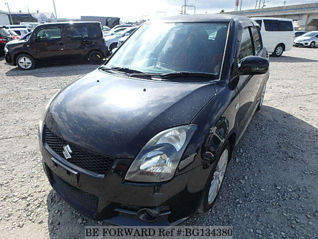 Used 2005 SUZUKI SWIFT BG134380 for Sale