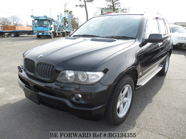 Used 2004 BMW X5 BG134355 for Sale