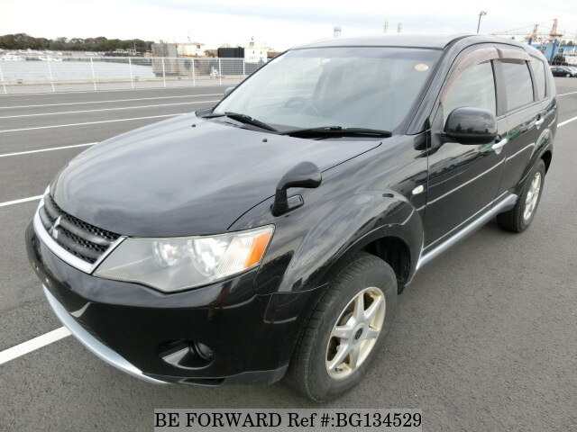 Used 2005 MITSUBISHI OUTLANDER BG134529 for Sale