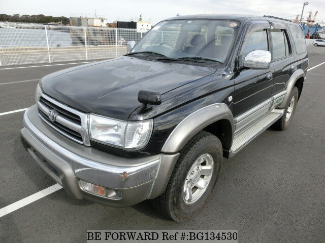 Used 2000 TOYOTA HILUX SURF BG134530 for Sale