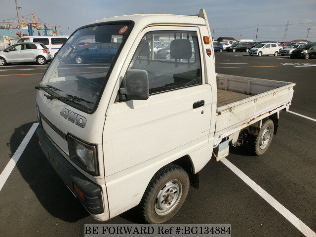 Used 1988 SUZUKI CARRY TRUCK BG134884 for Sale