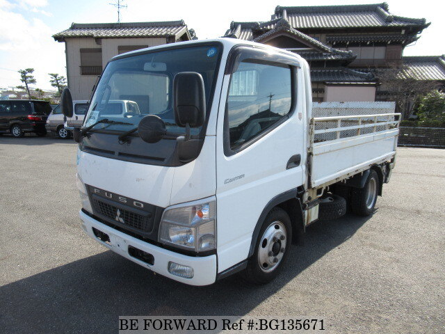 Used 2010 MITSUBISHI CANTER BG135671 for Sale