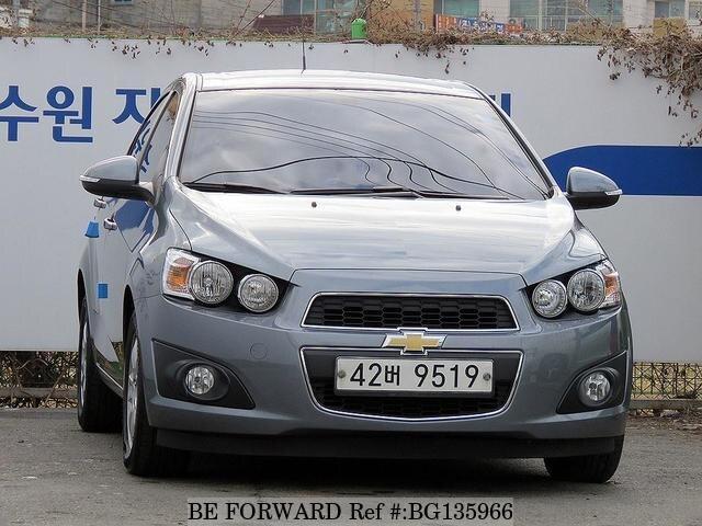 Used 2014 Chevrolet Aveo For Sale Bg135966 Be Forward