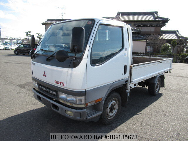 Used 1999 MITSUBISHI CANTER GUTS BG135673 for Sale