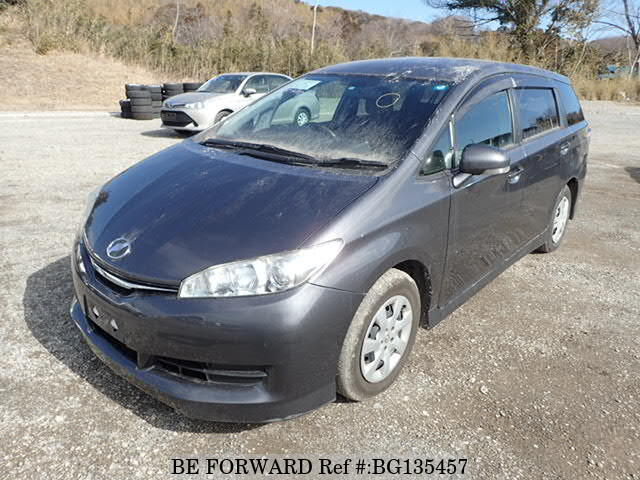 Used 2014 TOYOTA WISH BG135457 for Sale