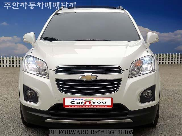 Used 2015 Chevrolet Trax For Sale Bg136105 Be Forward