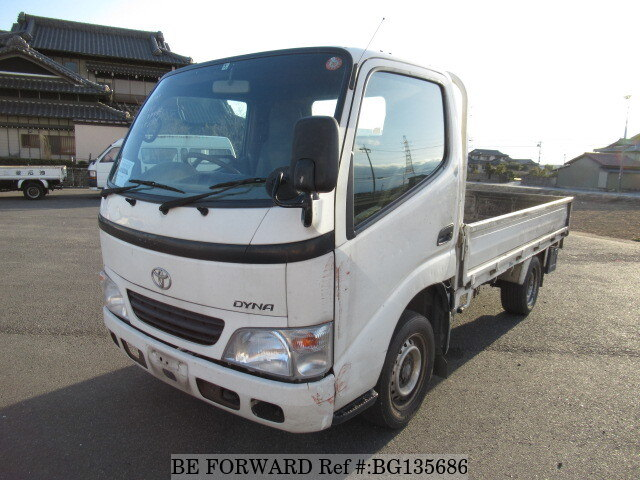 Used 2003 TOYOTA DYNA TRUCK BG135686 for Sale