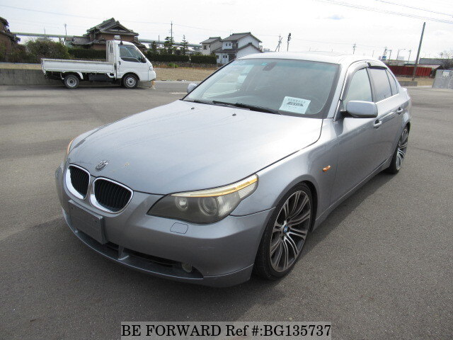 Used 2005 BMW 5 SERIES BG135737 for Sale