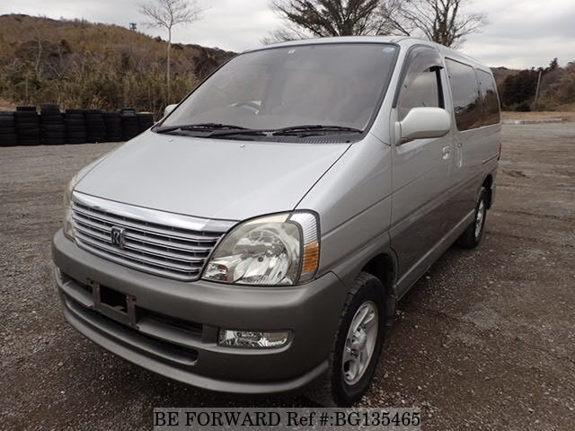 Used 2000 TOYOTA REGIUS WAGON BG135465 for Sale