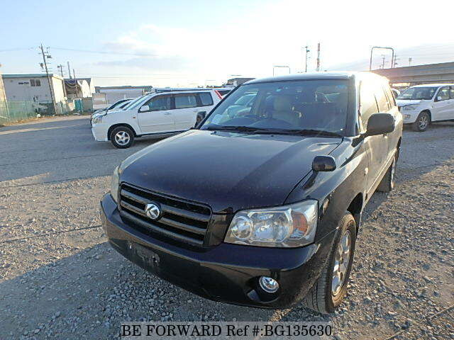 Used 2005 TOYOTA KLUGER BG135630 for Sale