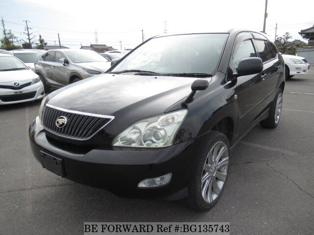 Used 2006 TOYOTA HARRIER BG135743 for Sale