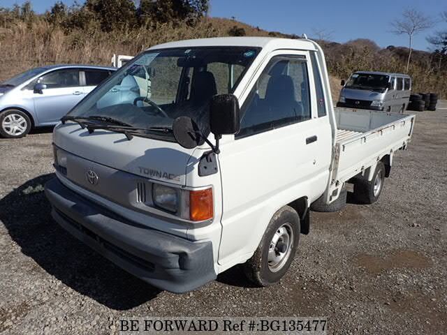 Used 1997 TOYOTA TOWNACE TRUCK BG135477 for Sale