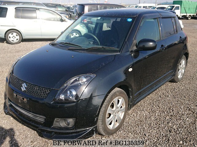 Used 2010 SUZUKI SWIFT BG135359 for Sale