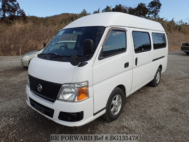 Used 2011 NISSAN CARAVAN VAN BG135478 for Sale
