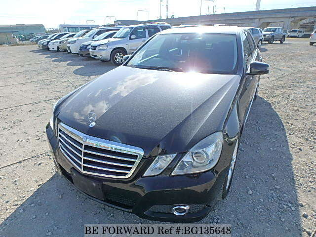 Used 2010 MERCEDES-BENZ E-CLASS BG135648 for Sale
