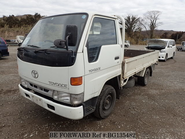Used 1995 TOYOTA TOYOACE BG135482 for Sale