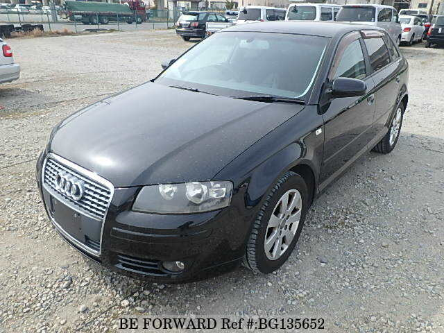 Used 2007 AUDI A3 BG135652 for Sale