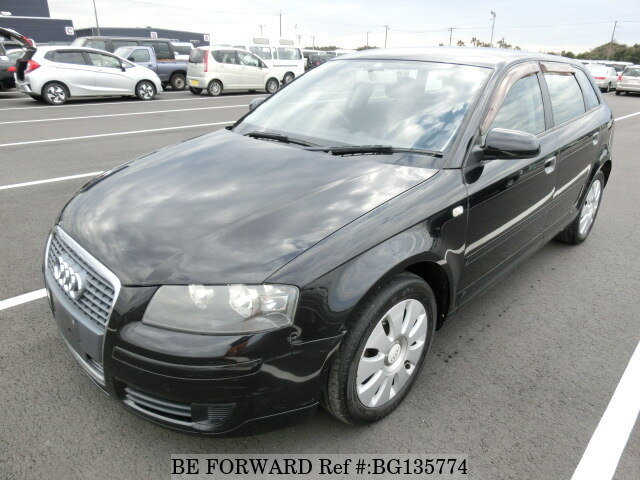 Used 2006 AUDI A3 BG135774 for Sale