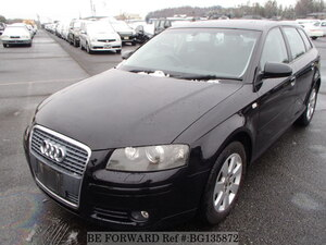 Used 2006 AUDI A3 BG135872 for Sale