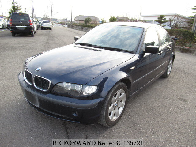 Used 2003 BMW 3 SERIES BG135721 for Sale