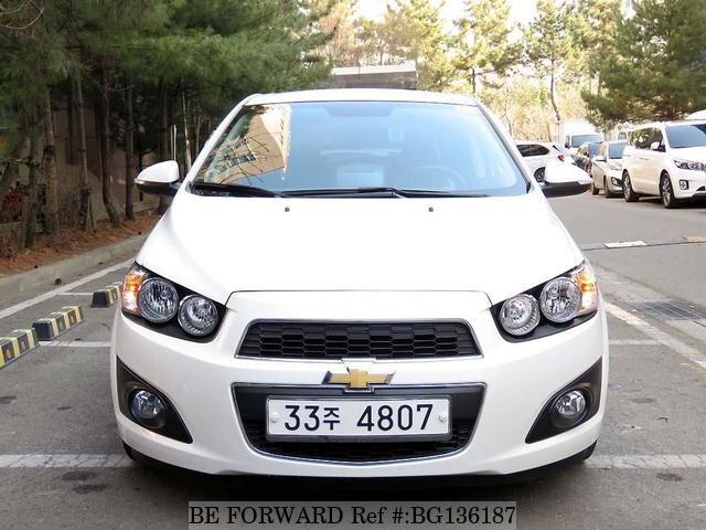 Used 2014 Chevrolet Aveo For Sale Bg136187 Be Forward