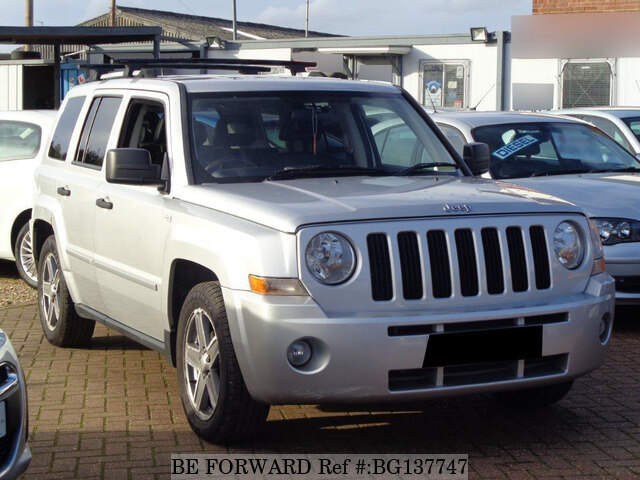used 2007 jeep patriot for sale bg137747 - be forward