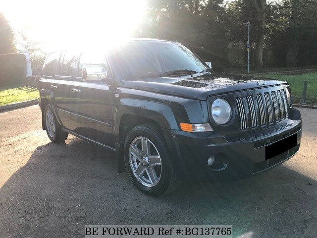 Jeep Patriot For Sale Near Me >> Used 2008 Jeep Patriot For Sale Bg137765 Be Forward