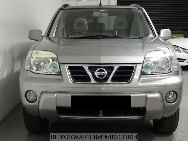 f9b4e4f841 Used 2002 NISSAN X-TRAIL for Sale BG137814 - BE FORWARD