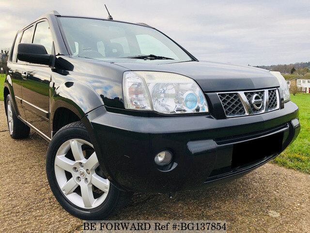 Used 2007 NISSAN X-TRAIL BG137854 for Sale