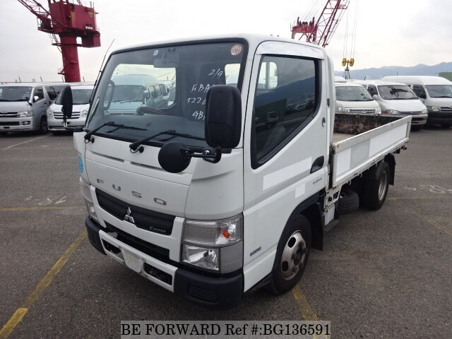 Used 2014 MITSUBISHI CANTER BG136591 for Sale